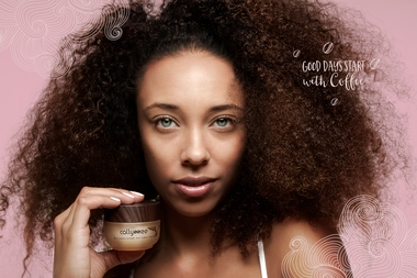 Coffee Skincare by Callyssee badge