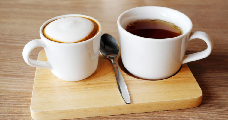 Tea or Coffee? Which One Is Better For Your Skin?